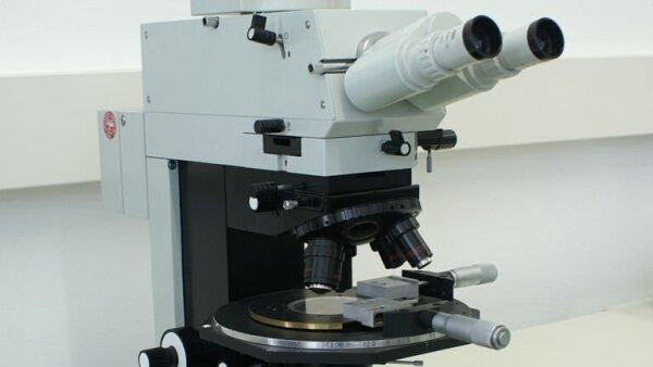 Polarisations-Mikroskop